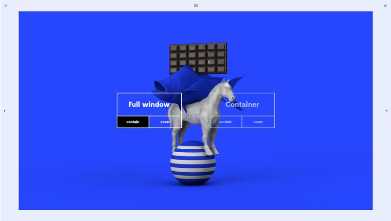 Demo image: Chocolat