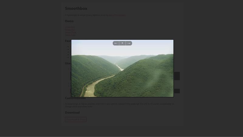 Demo image: Smoothbox