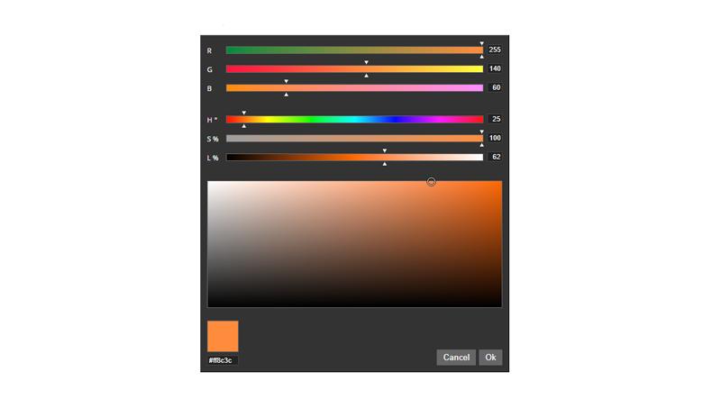Demo image: Colorpickle