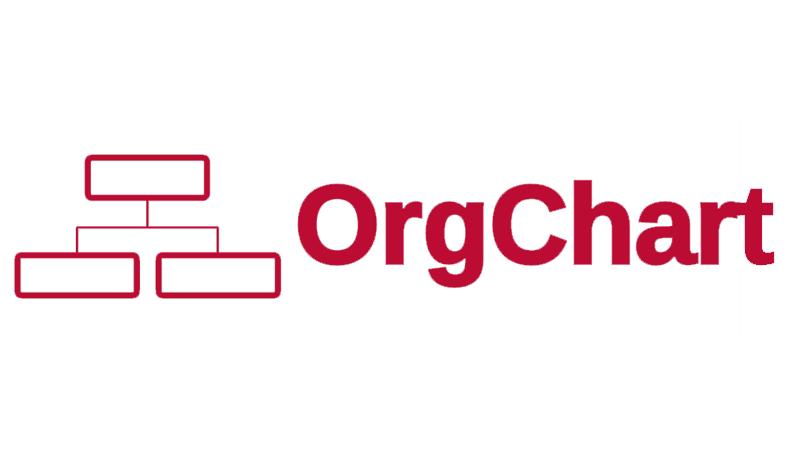 Demo image: OrgChart