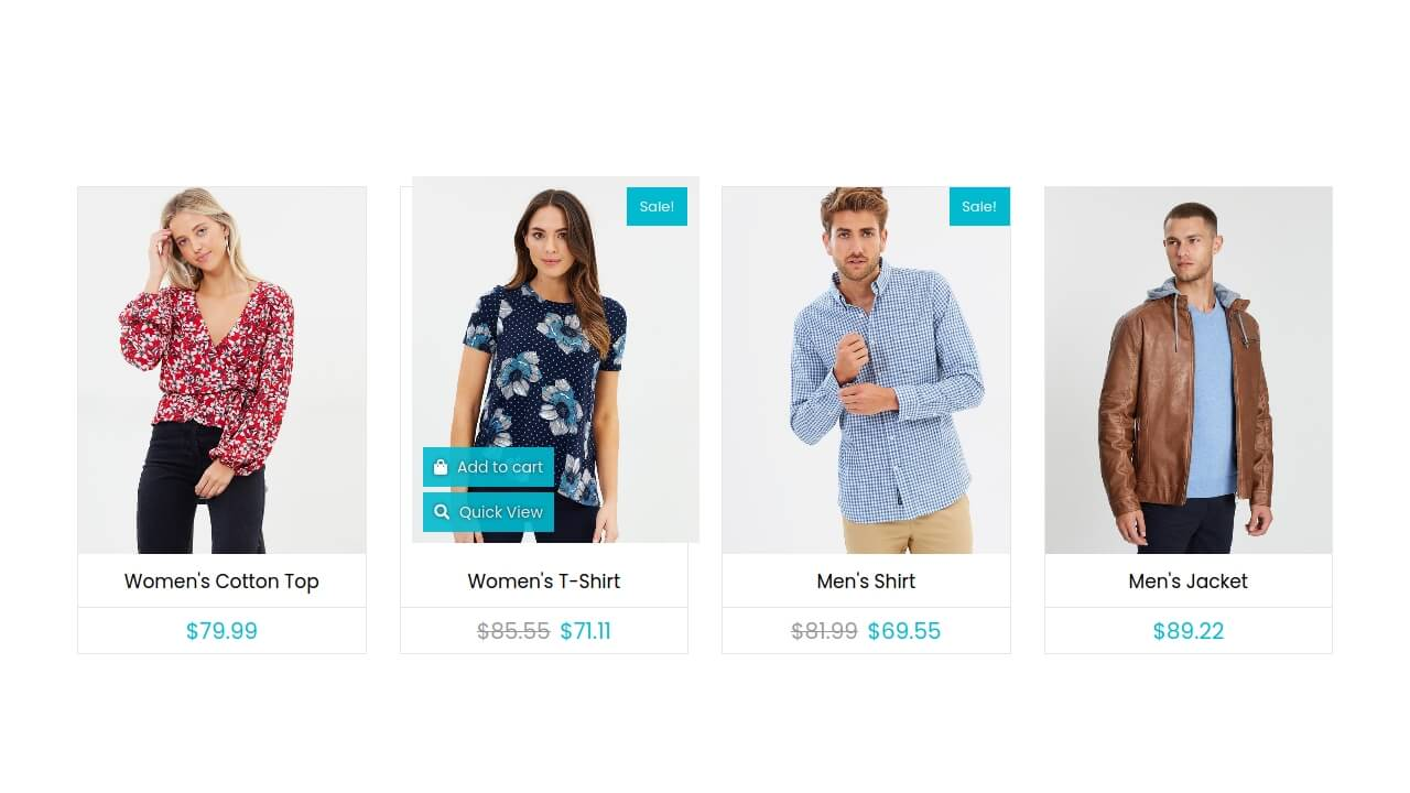 Demo image: Product Grid Style