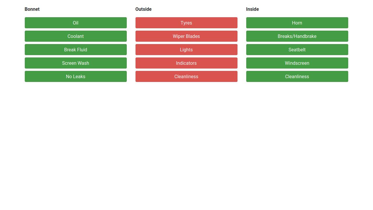 Demo image: Bootstrap 4 Button Checkbox Toggle