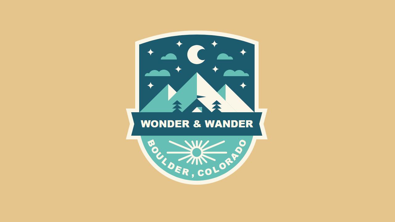 Demo image: Boulder Badge