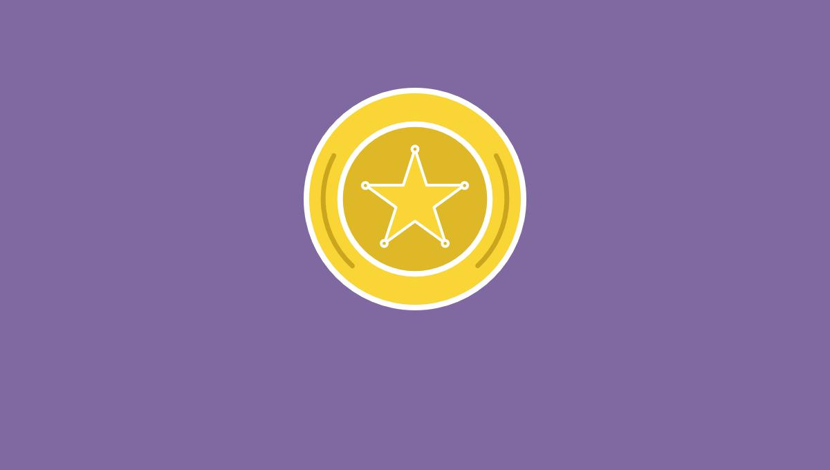 Demo image: Badge Animation SVG