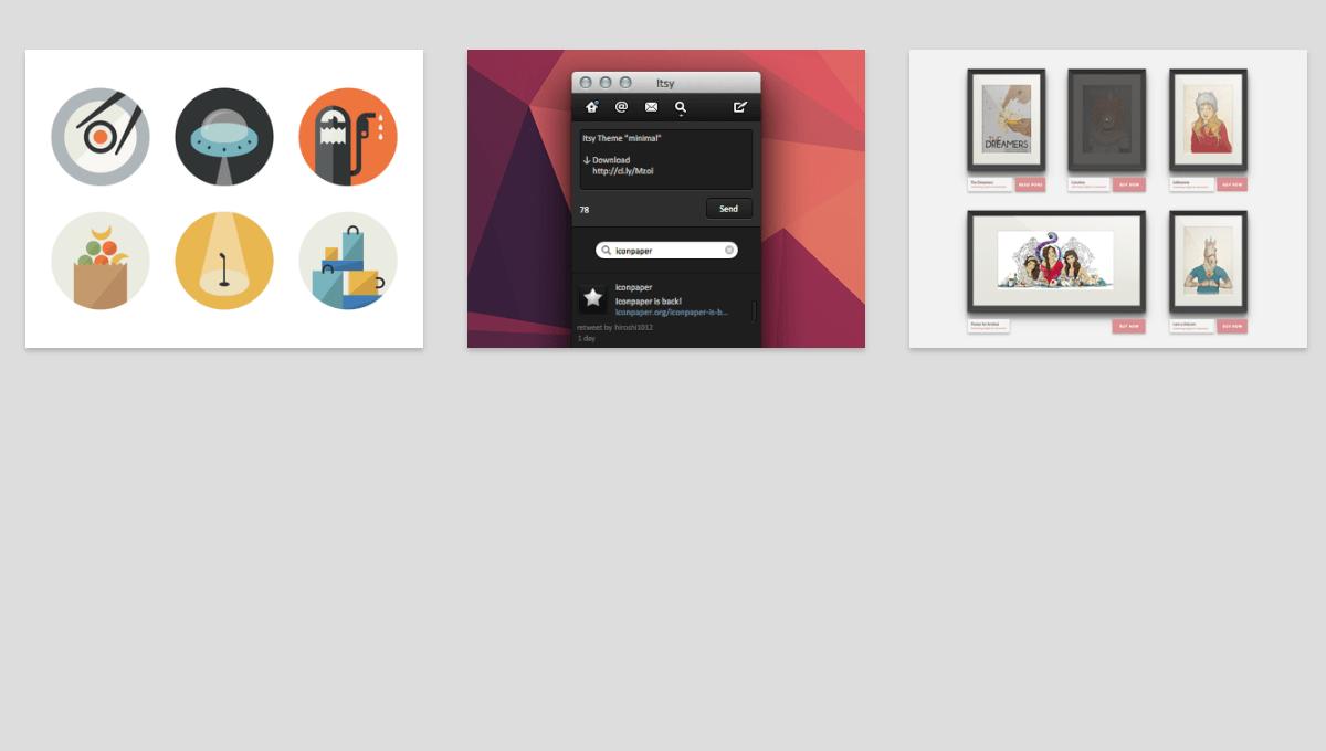 Demo image: Flipping Thumbnails