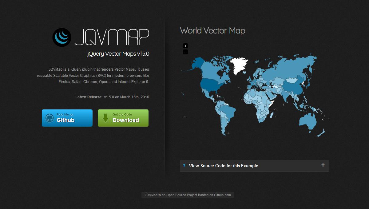 Demo image: JQVMAP
