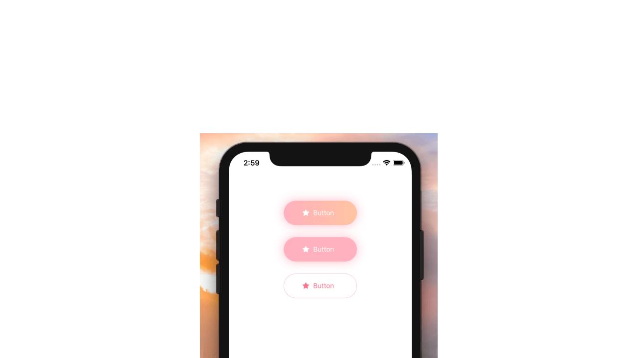 Demo image: React Native Button