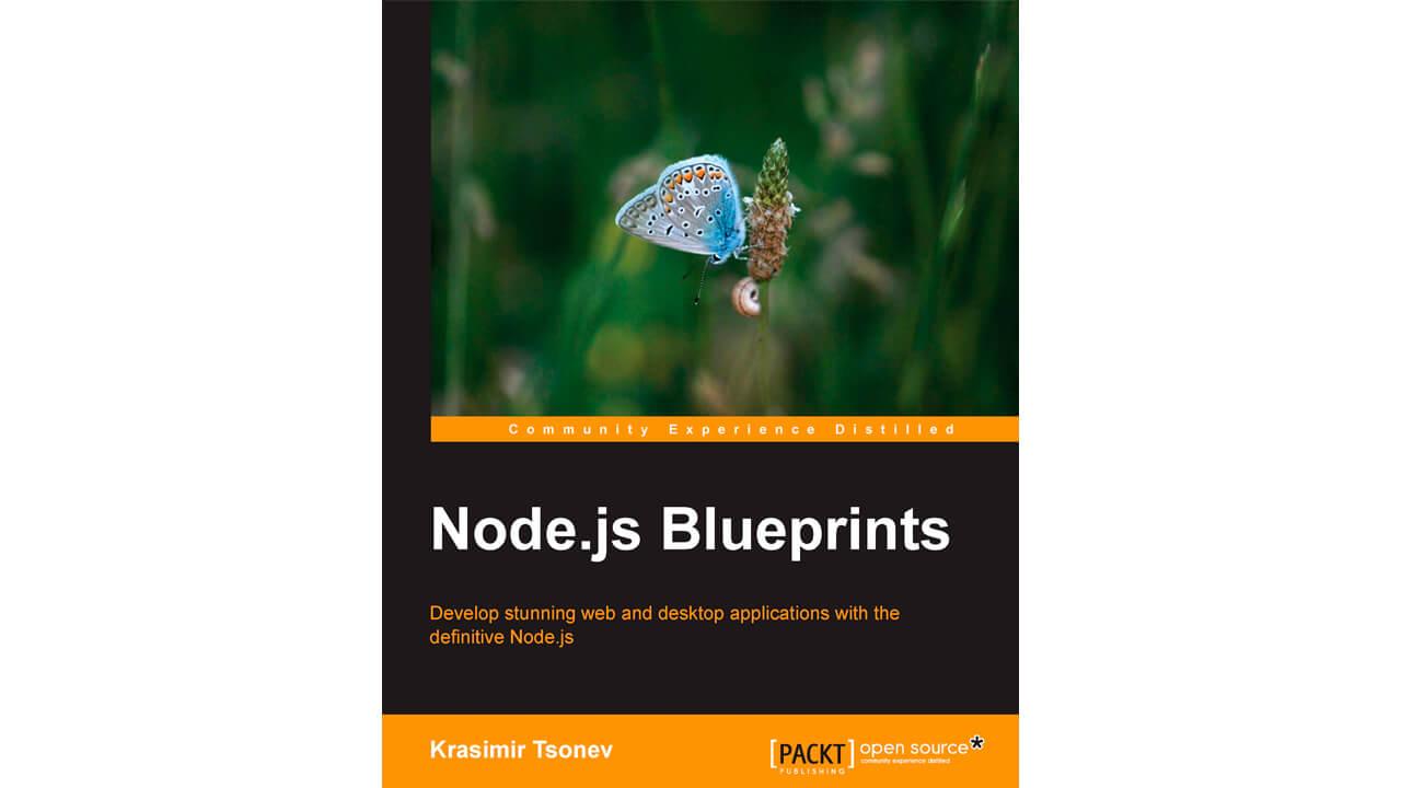 Book image: Node.js Blueprints