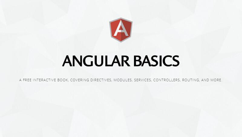 Cover book: Angular Basics