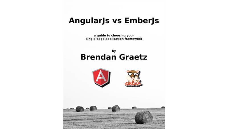 Cover book: AngularJs vs EmberJs