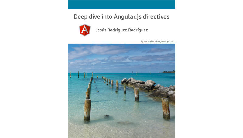 Cover book: Deep dive into Angular.js directives