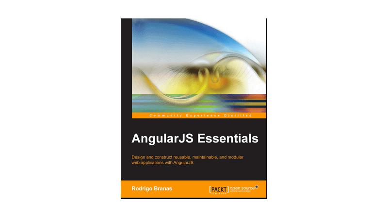 Cover book: AngularJS Essentials