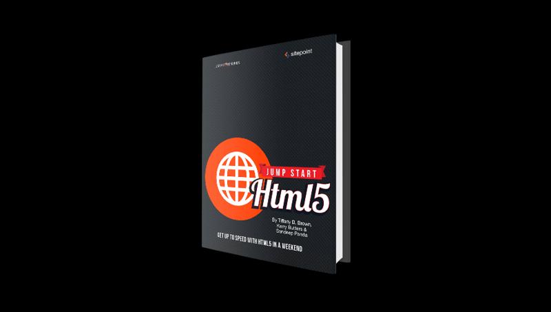 Cover Image: Jump Start HTML5