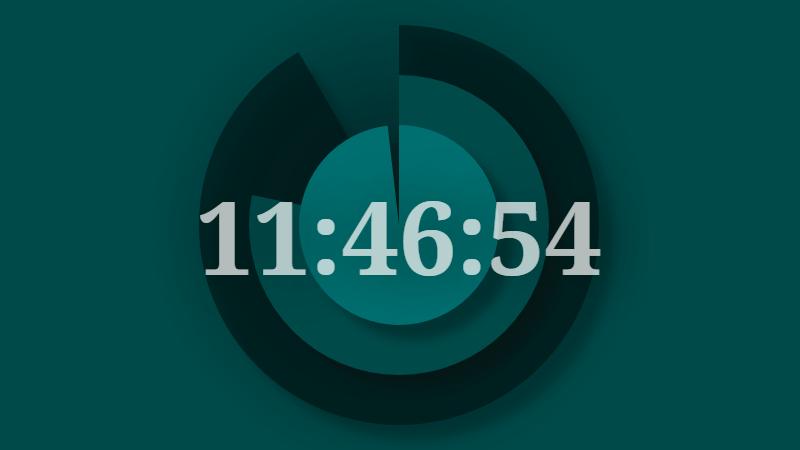 Demo Image: Pie Time