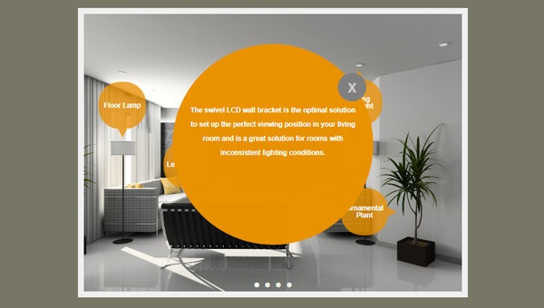 Demo Image: CSS Hotspots