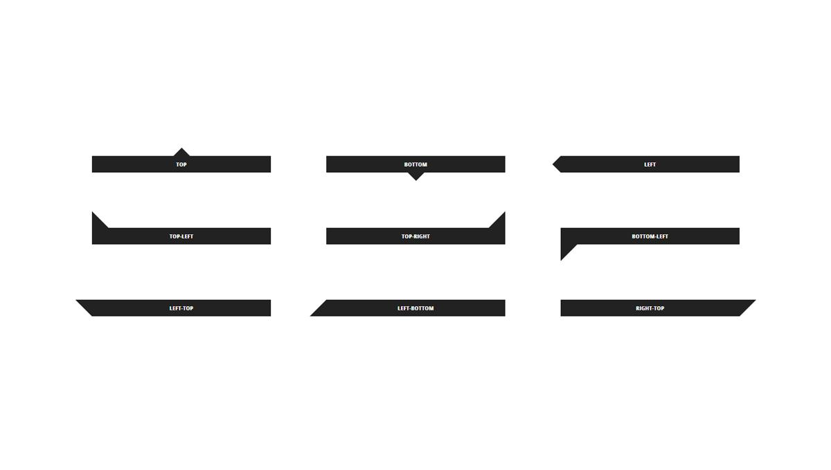 Demo image: Arrows!