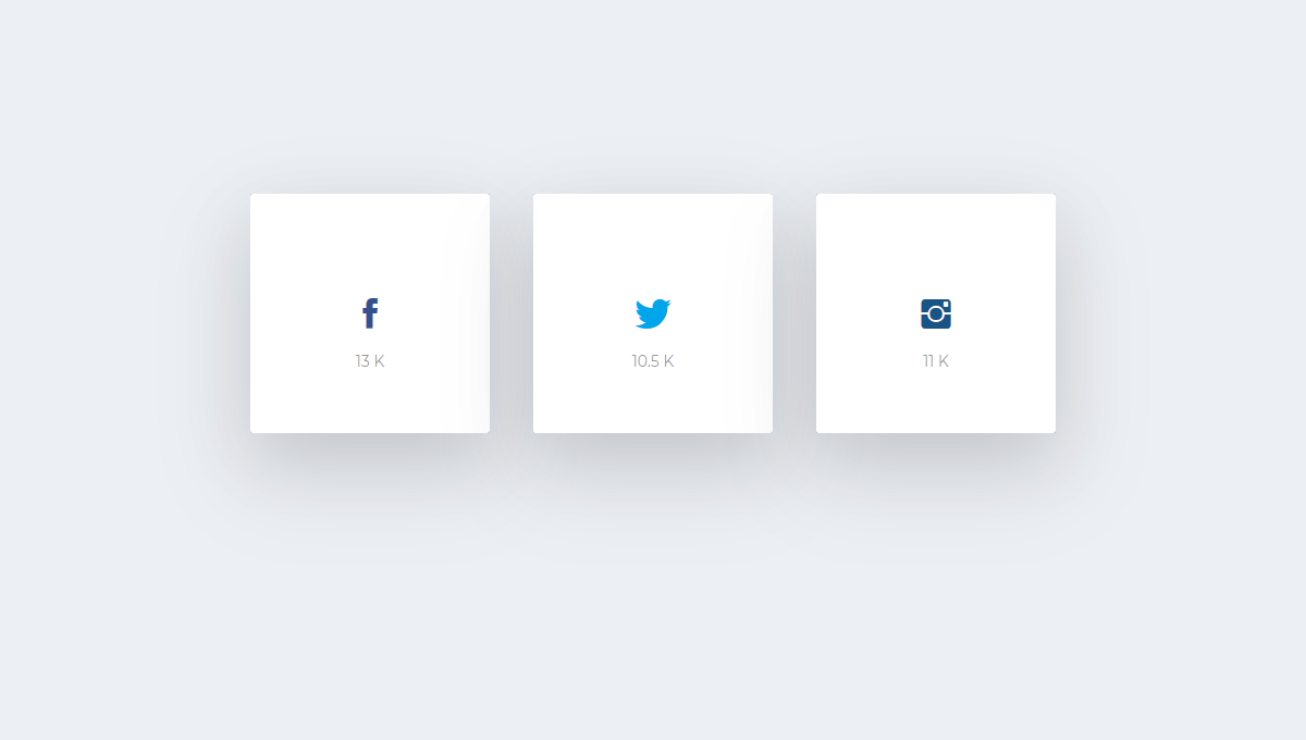 Demo image: Social Connect