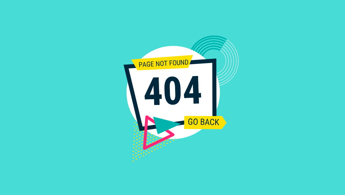 thumb image: 404 Page
