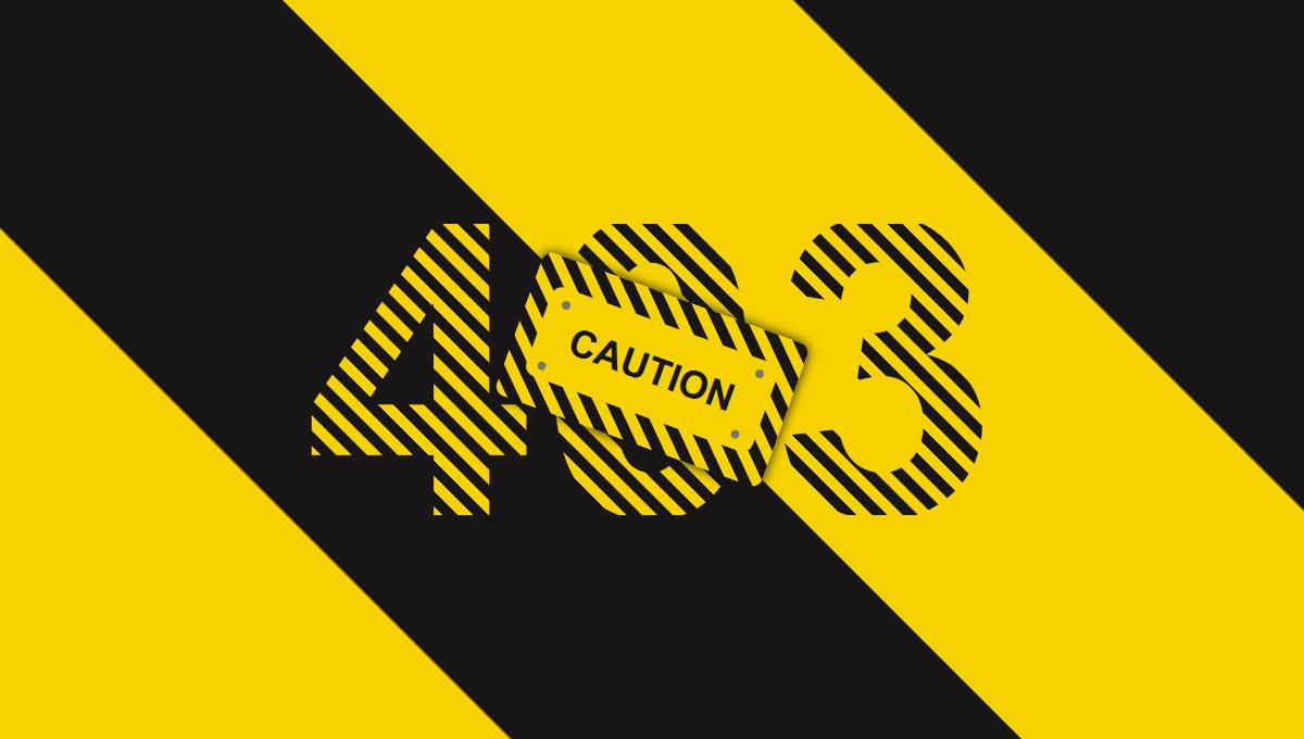 thumb image: 403 Forbidden Templates