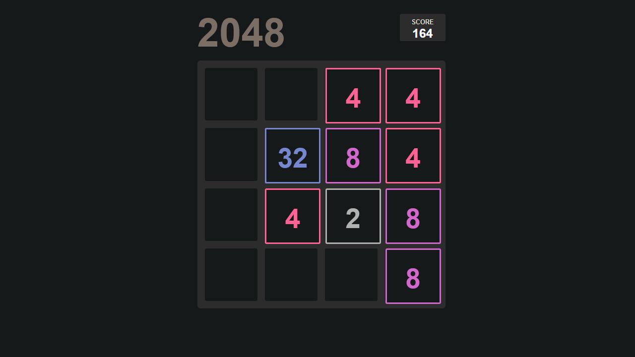thumb image: 2048 Games