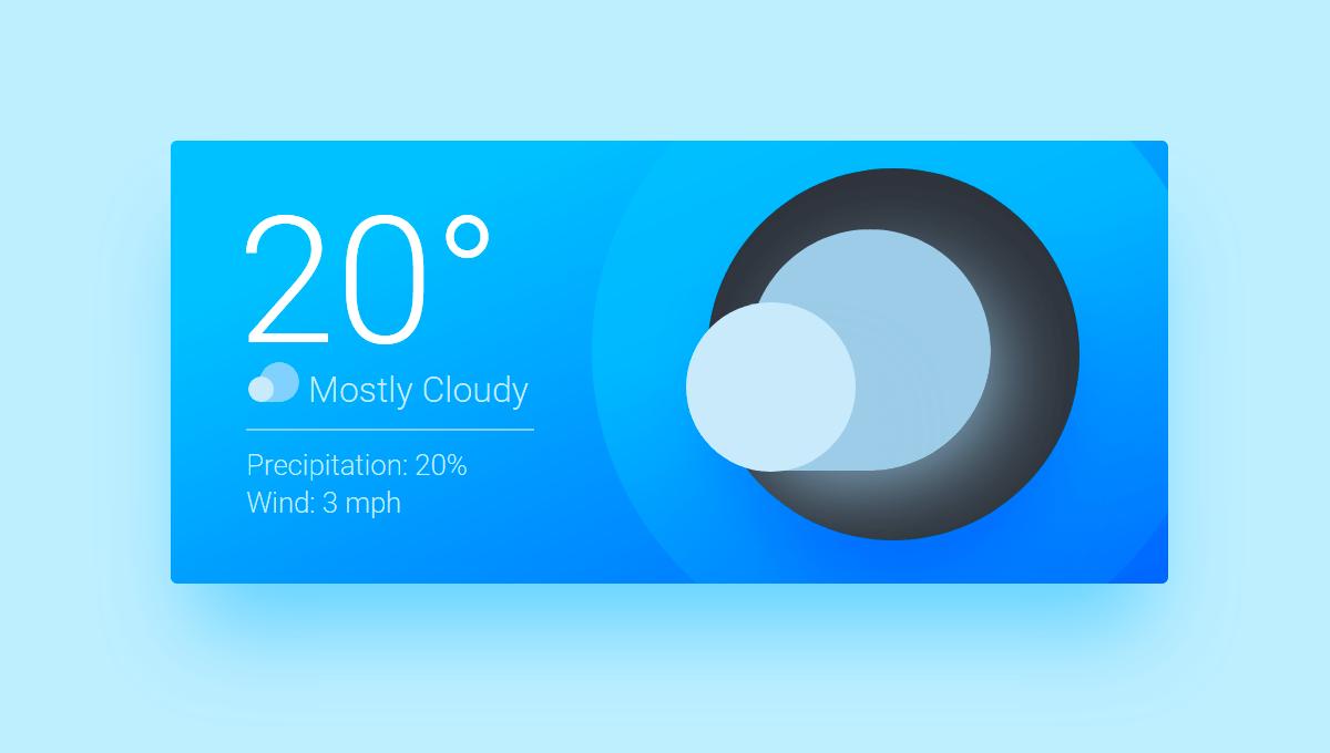 thumb image: Weather Widgets