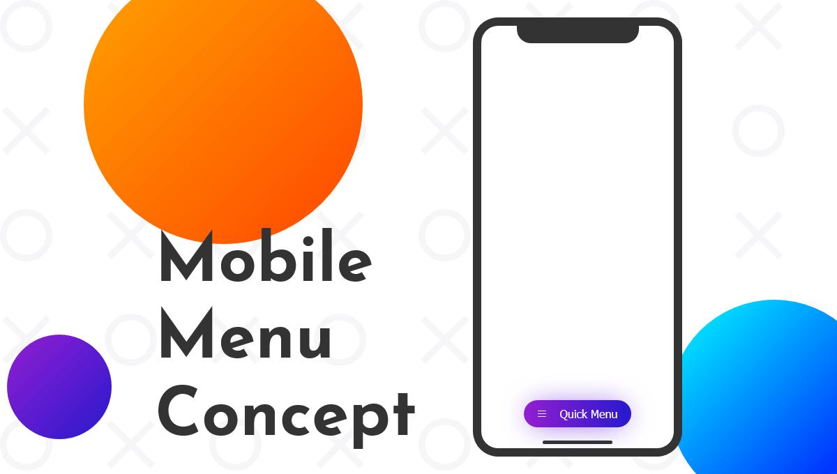 thumb image: CSS Mobile Menus
