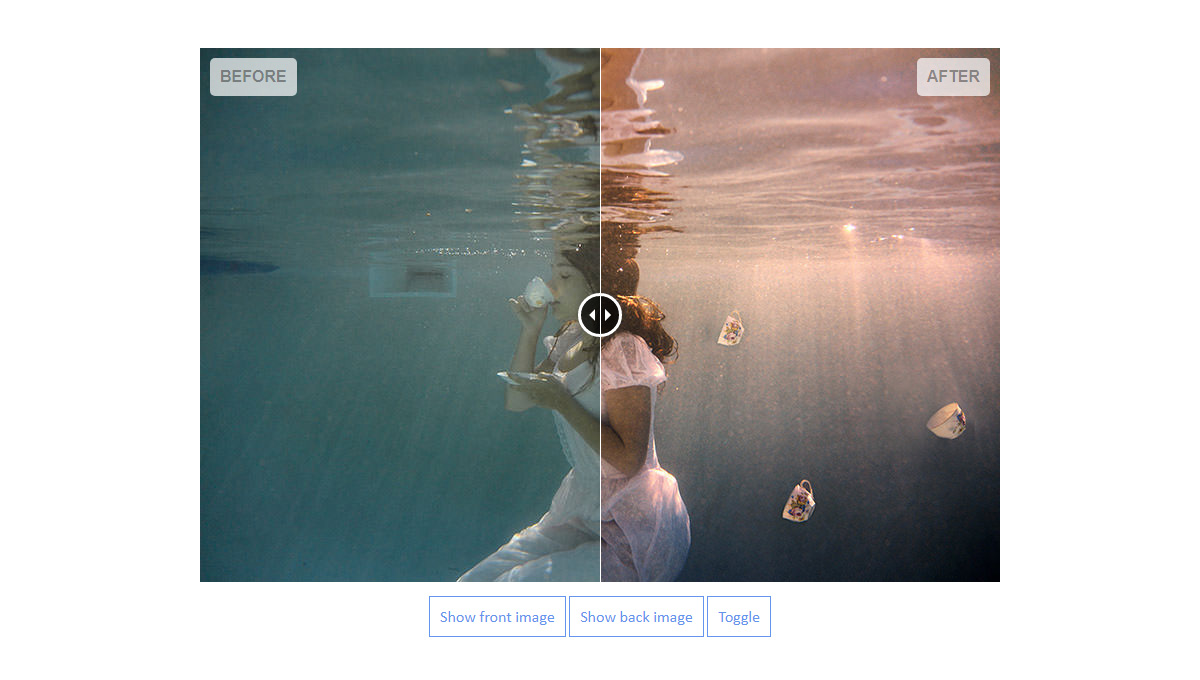 Demo image: jQuery Images Compare