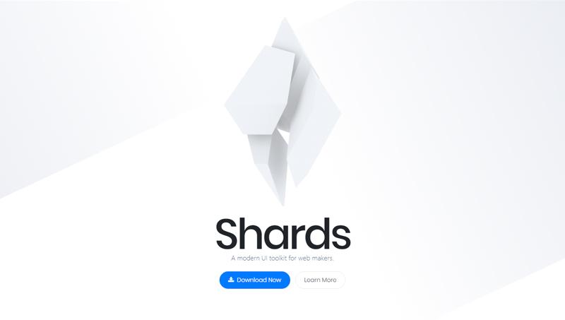Demo image: Shards