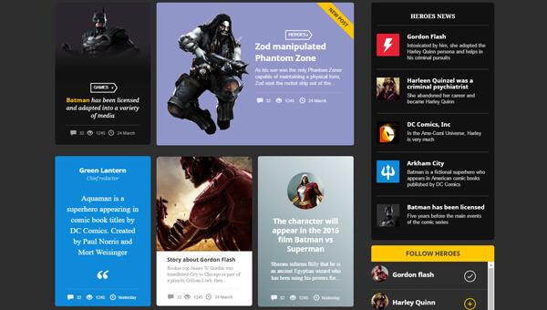 Demo Image: Bootstrap Hero UI Kit