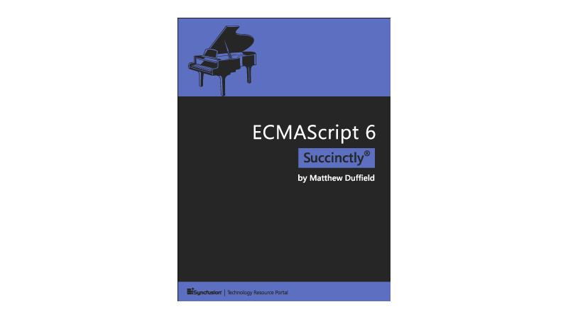 Cover Image: ECMAScript 6 Succinctly