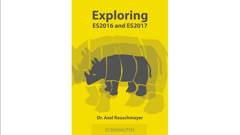 Cover Image: Exploring ES2016 and ES2017