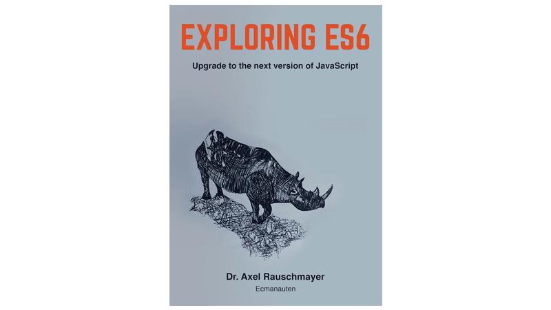 Cover Image: Exploring ES6