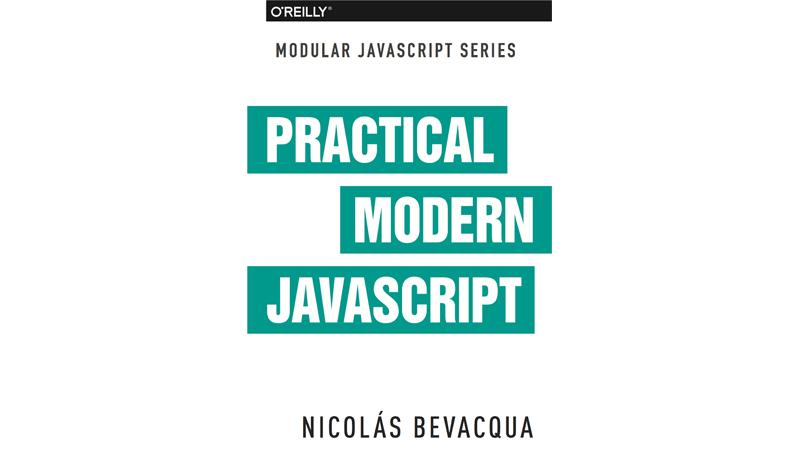 Cover book: Practical Modern JavaScript