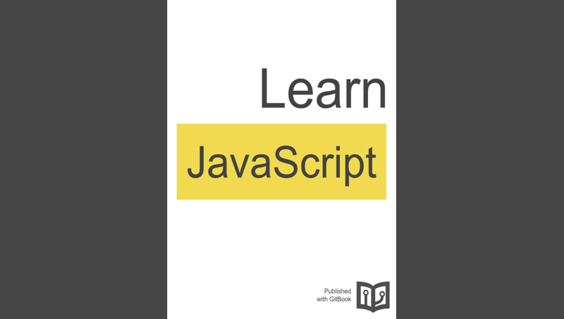 Cover book: Learn Javascript