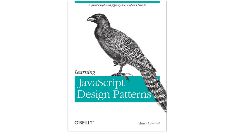 Cover Image: Learning JavaScript Design Patterns