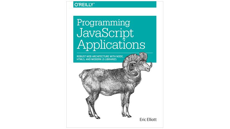 Cover Image: Programming JavaScript Applications