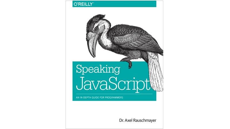 Cover Image: Speaking JavaScript