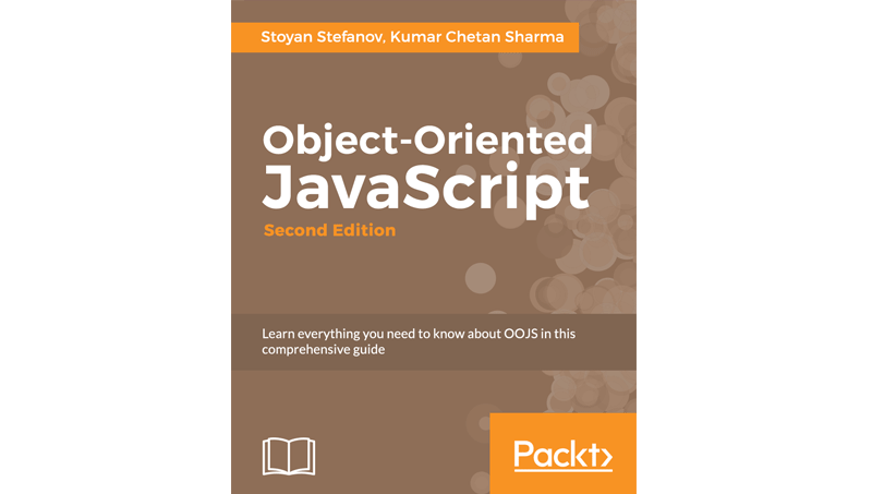 Cover book: Object-oriented JavaScript - Second Edition