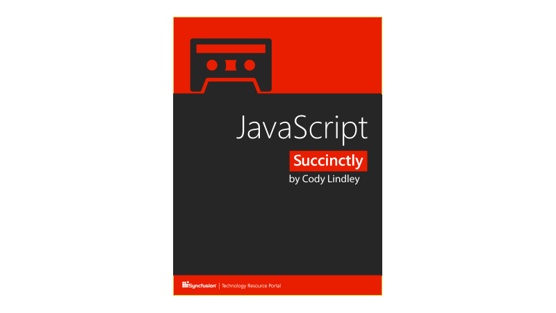 Cover Image: JavaScript Succinctly