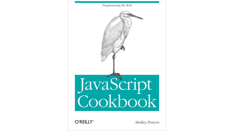 Cover Image: JavaScript Cookbook