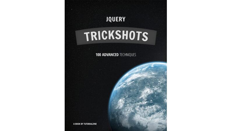 Cover book: jQuery Trickshots