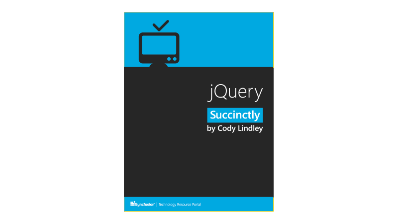 Cover Image: jQuery Succinctly