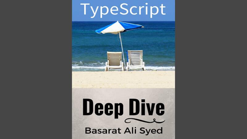 Cover book: TypeScript Deep Dive