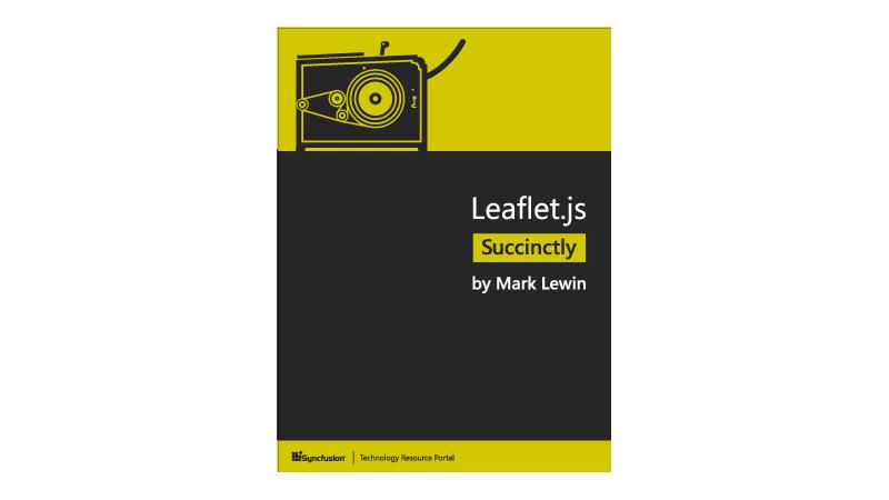 Cover Image: Leaflet.js Succinctly