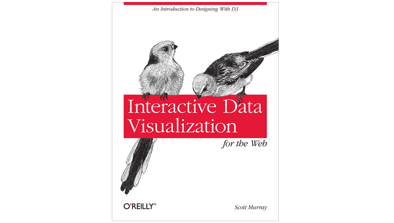 Cover book: Interactive Data Visualization for the Web