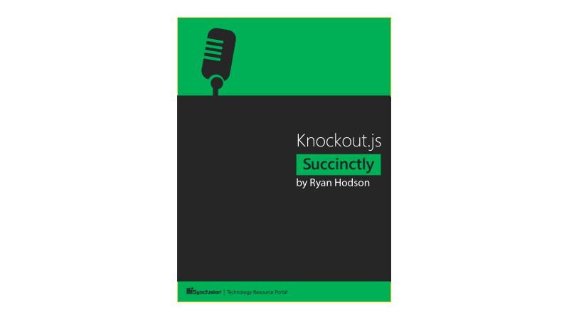 Cover Image: Knockout.js Succinctly