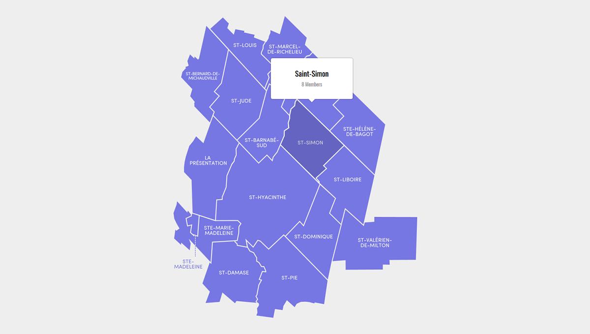 Demo image: Mapify