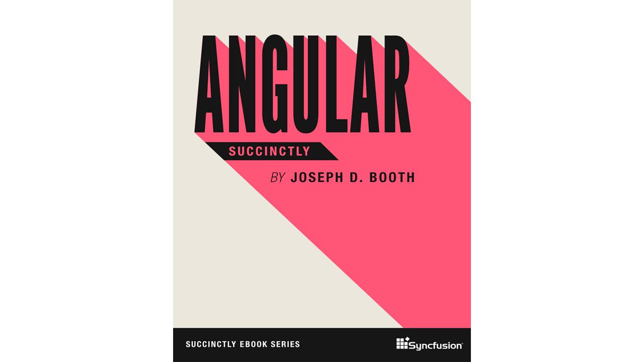 Book image: Angular Succinctly