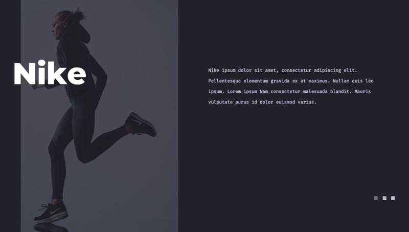 Demo image: Slideshow Vanilla JS