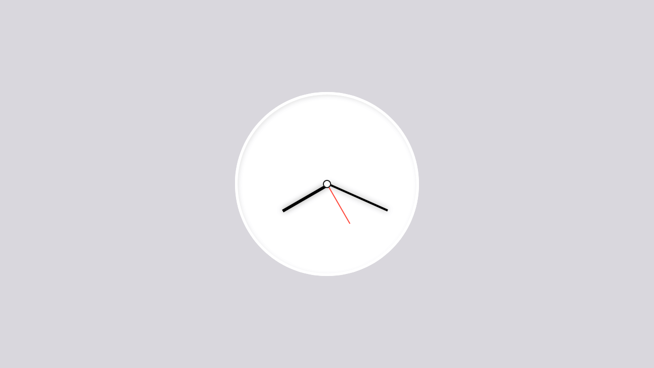 Demo image: Clock